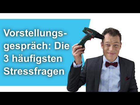 3 Fiese Stressfragen: Sag DAS – Und Du Hast Den Job! (Vorstellungsgespräch)