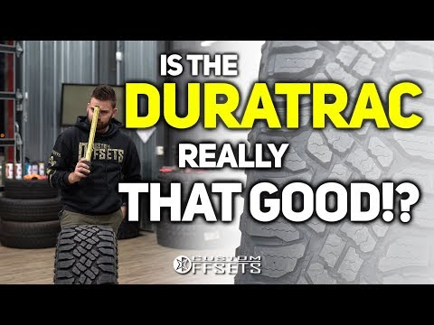 Goodyear Wrangler Duratrac || Is it THAT good?