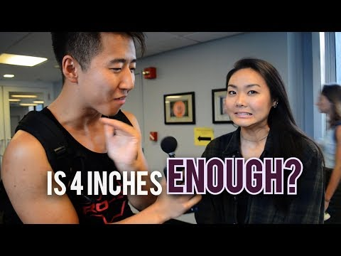 IS 4 INCHES ENOUGH?