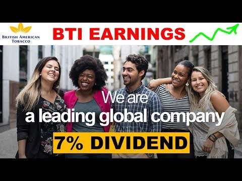 Dividend Investing $1,000 Into Sin Stock - British American Tobacco