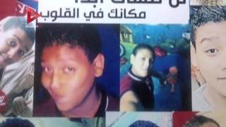بالفيديو| والد طفل يتهم