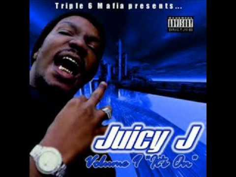 Juicy J - Ridin In Da Chevy (Lil Noid,Lil Fly)
