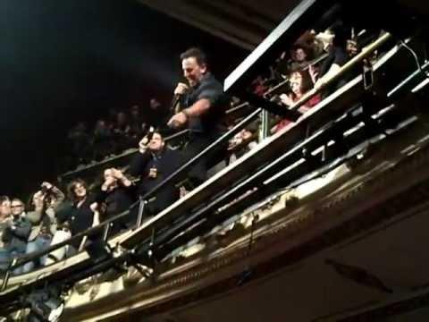 Springsteen@The Apollo Theatre
