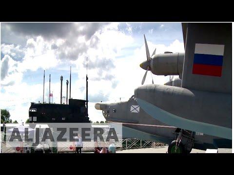 Kaliningrad residents fear second Cold War