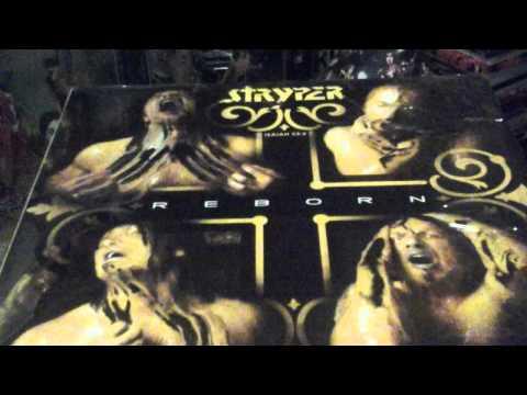 christian metal cd, vinyl collection