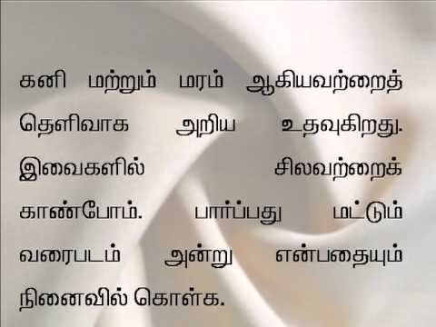 about nature in tamil essay