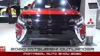 2020 Mitsubishi Outlander Limited Edition - Exterior And Interior - Montreal Auto Show 2020