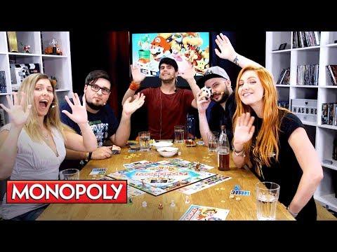 Hasbro Gaming Deuschland – 'Monopoly Gamer' Livestream Zusammenfassung