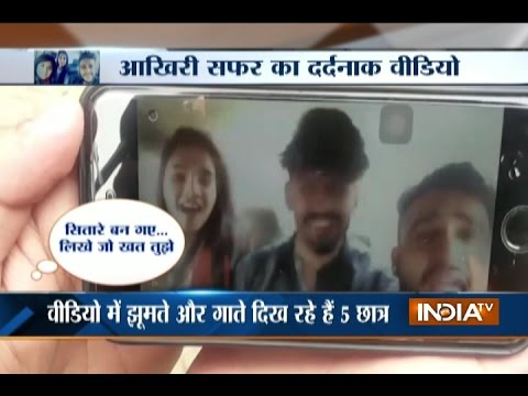 Victims uploaded video before killed in road accident near Ludhiana