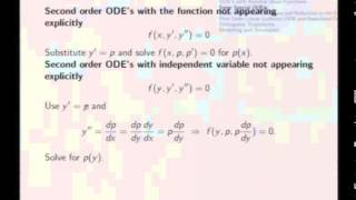 Mod-06 Lec-26 Theory of First Order ODE's