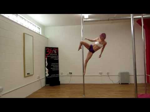 Robyn Rooke - Pole Dancing Combos
