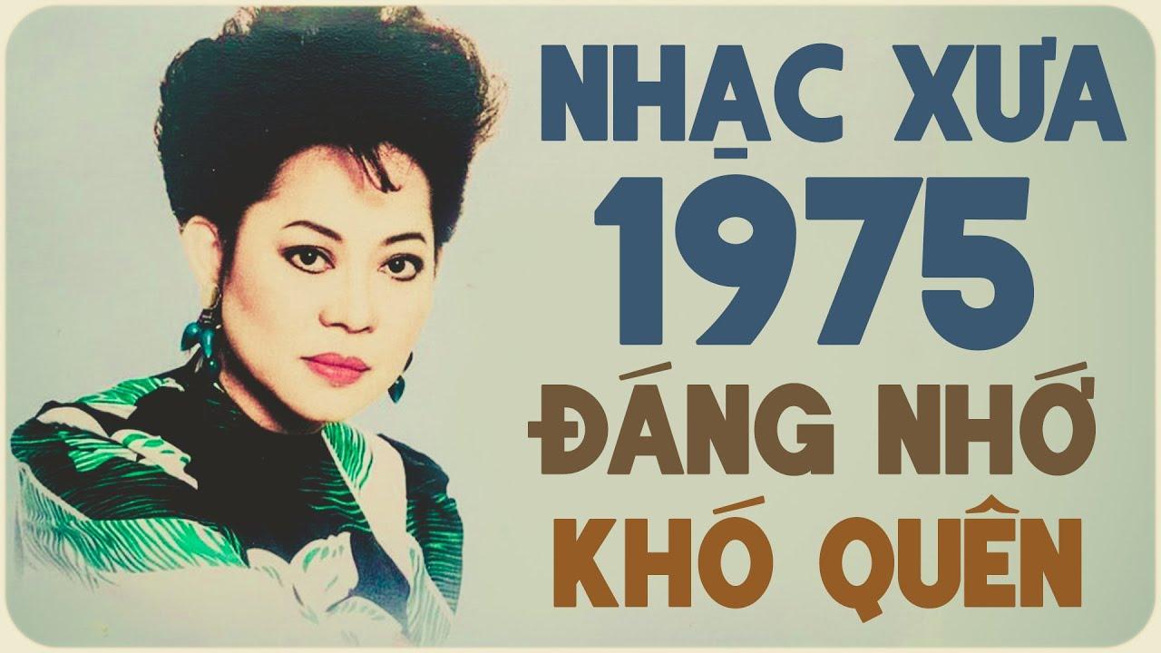 Nhạc Xưa 1975 Đáng Nhớ Khó Quên - LK Nhạc Xưa Của Các Danh Ca Giao Linh, Thanh Tuyền, Thiên Trang