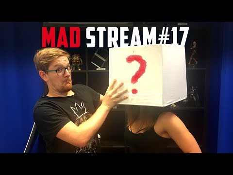 MADstream #17   Wait, is that a Girl?