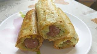 Чудо-Завтрак за 5 минут. Легко Накормите Семью!