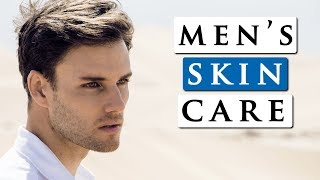 How to get CLEARER SKIN for men | 7 MALE MODEL SKIN CARE TIPS