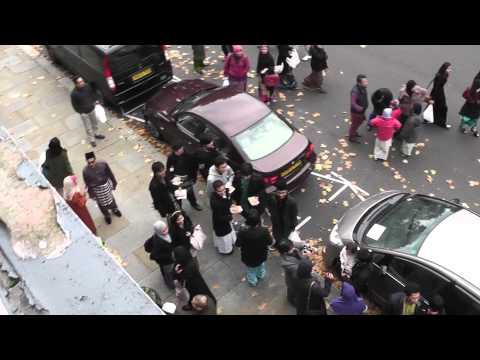 Sambutan Aidiladha di London
