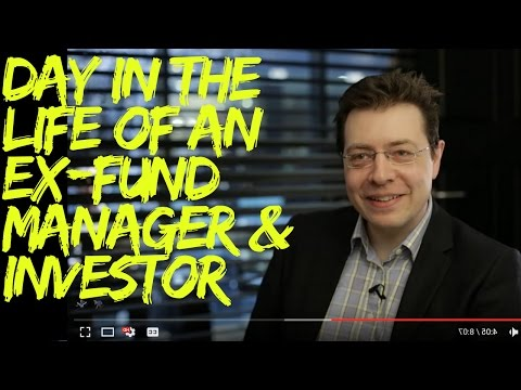 A Day in the Life of an Ex-fund Manager and Private Investor
