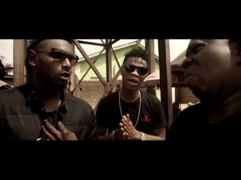 Official Video  Onetouch x Jupital x Sarkodie  Enemies Refix