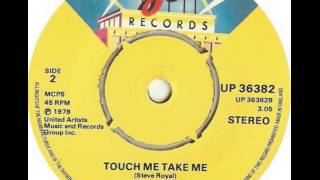 Rita Wright - Touch Me Take Me