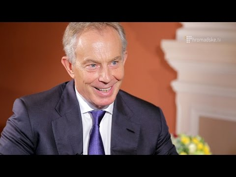 Tony Blair On Putin, Russia, And The World In Deadlock