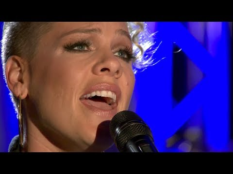 Pink - What about us - live
