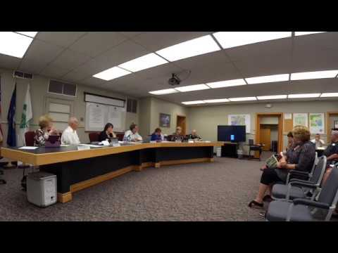 April 26, 2017 Highland Township Board Meeting