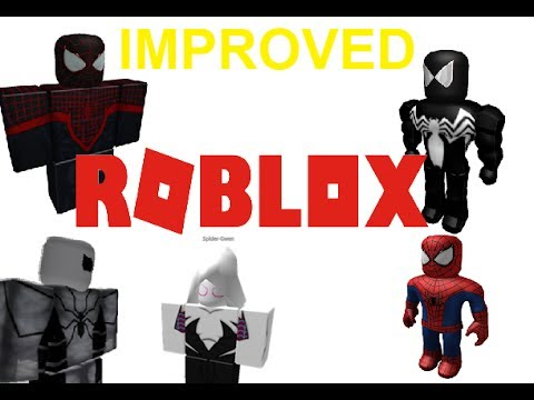 Roblox Spider Man Homecoming Shirt - Roblox How To Get Every Spiderman Suit Improved Version