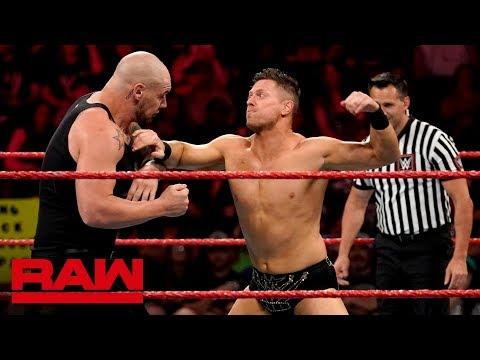 Miz vs. Baron Corbin – King of the Ring First-Round Match: Raw, Aug. 26, 2019
