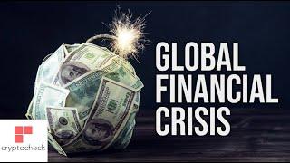 Corona Virus + Bank Debt = Big Trouble