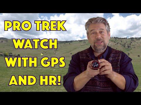 Casio ProTrek WSD-F21HR WearOS Watch - REVIEW