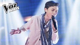 Chevy canta El Mensaje - Rescates | La Voz Kids Colombia 2018