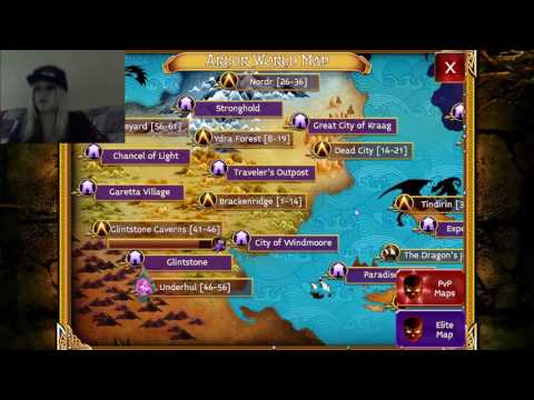 Arcane Legends Where To FARM For WHAT!!!