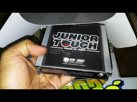 Ecu Shop Junior Touch Review by ช่างแบงค์304