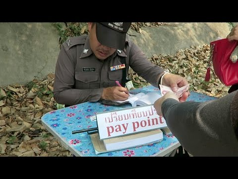 Corruption.. Did We Get SCAMMED BY POLICE?!! Chiang Mai - Thailand