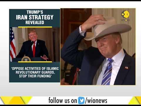 Revealed: Trump's new Iran strategy
