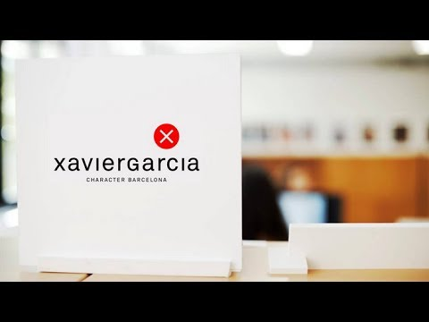 Xavier Garcia-Barcelona: Hello from our New office (2017)