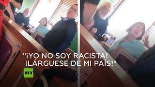 EE.UU.: Incidente racista en un restaurante en California