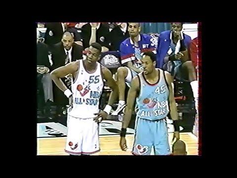 NBA All Star Game 1996 - VF George Eddy