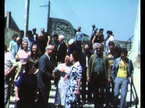 Jumelage entre Corneilhan et Sainte-Céronne : échanges de juillet 1974 et juillet 1975