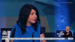 """Яніна Соколовська у ток-шоу """"Ехо України"""", 22.01.2020"""