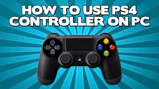 How to Easily Connect a PS4 Controller to PC