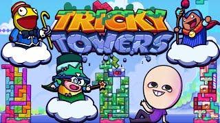 Diese Runde ist das komplette Chaos! | Tricky Towers