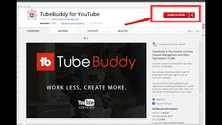 how to use tubebuddy on opera 2017    Install Chrome Extensions into Opera Web Browser.