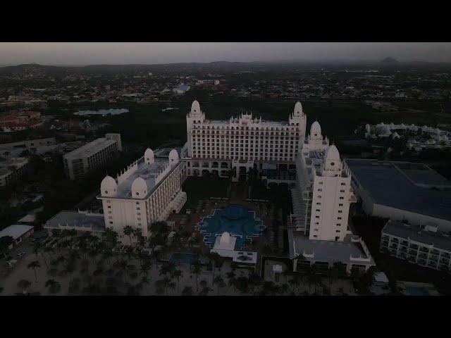 DRONING ARUBA PALM BEACH NOV 2020