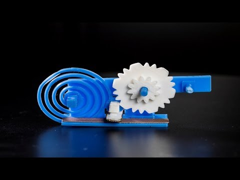 Researchers print in 3D: objects connected to WiFi that do not need energy.