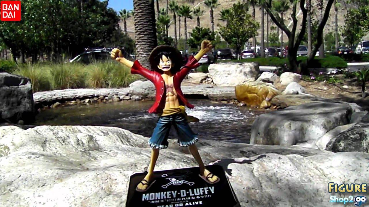 Figuarts Zero Monkey D One Piece Luffy New World Ver.//BANDAI