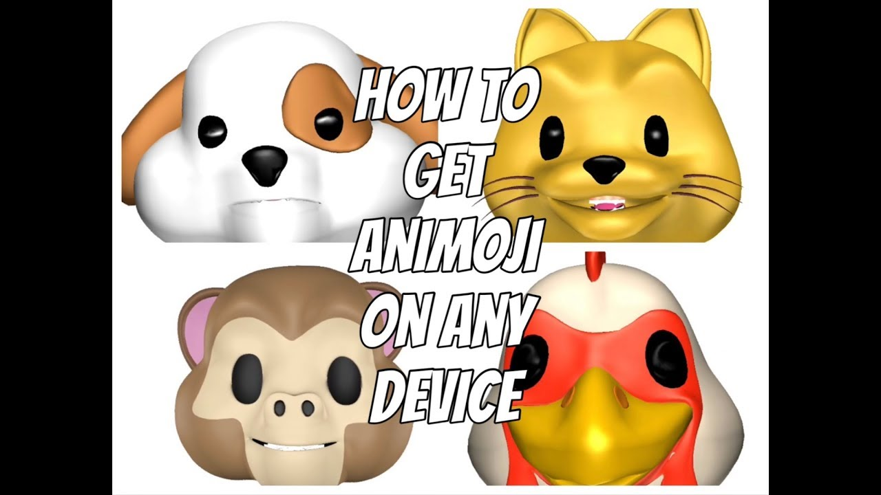 Animoji For Free On Any Device! Superemoji Review