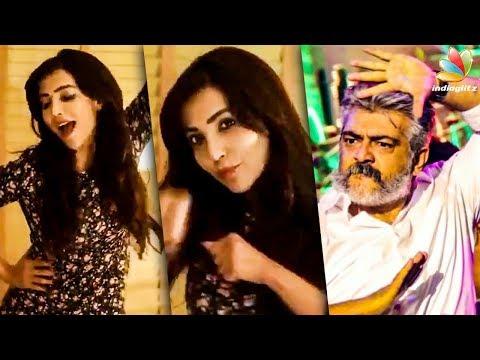 Parvatii Nair's VISWASAM to Ajith | Hot Dance Video