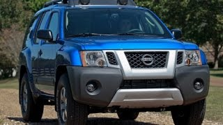 2015 Nissan Xterra Start Up and Review 4.0 L V6