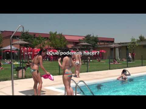 La piscina de la Autónoma